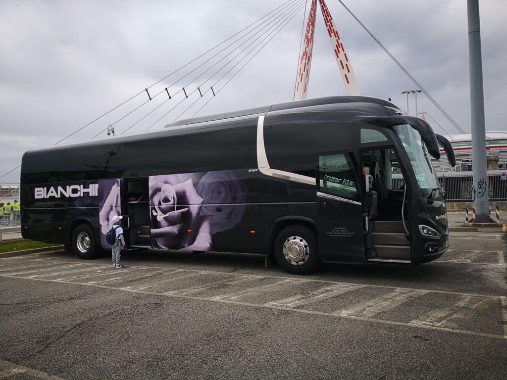 Pullman Juventus Club Riccione